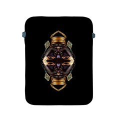 African Goddess Apple Ipad Protective Sleeve