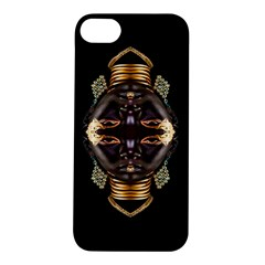 African Goddess Apple Iphone 5s Hardshell Case by icarusismartdesigns