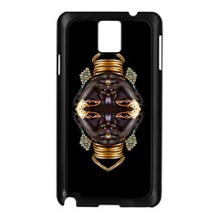 African Goddess Samsung Galaxy Note 3 N9005 Case (black) by icarusismartdesigns