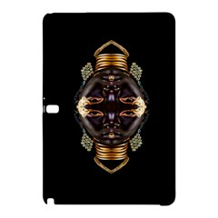 African Goddess Samsung Galaxy Tab Pro 10 1 Hardshell Case by icarusismartdesigns