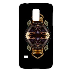 African Goddess Samsung Galaxy S5 Mini Hardshell Case  by icarusismartdesigns