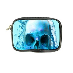 Skull In Water Coin Purse