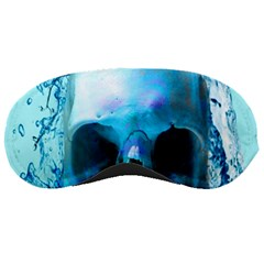 Skull In Water Sleeping Mask
