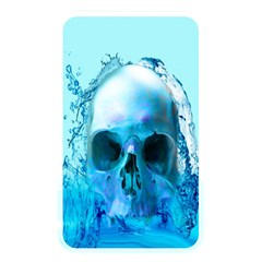 Skull In Water Memory Card Reader (rectangular) by icarusismartdesigns
