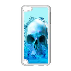 Skull In Water Apple Ipod Touch 5 Case (white) by icarusismartdesigns