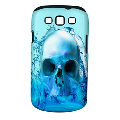 Skull In Water Samsung Galaxy S Iii Classic Hardshell Case (pc+silicone) by icarusismartdesigns
