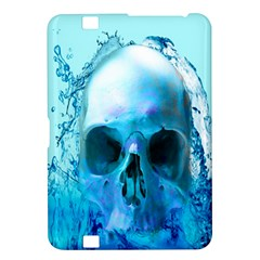Skull In Water Kindle Fire Hd 8 9  Hardshell Case by icarusismartdesigns