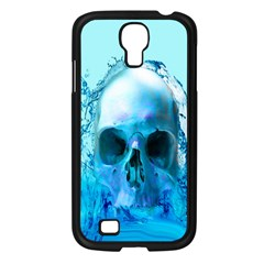 Skull In Water Samsung Galaxy S4 I9500/ I9505 Case (black) by icarusismartdesigns