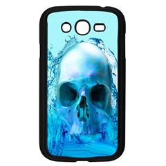 Skull In Water Samsung Galaxy Grand Duos I9082 Case (black) by icarusismartdesigns