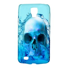 Skull In Water Samsung Galaxy S4 Active (i9295) Hardshell Case by icarusismartdesigns