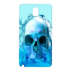 Skull In Water Samsung Galaxy Note 3 N9005 Hardshell Back Case by icarusismartdesigns