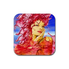 Tears Of Blood Drink Coasters 4 Pack (square) by icarusismartdesigns