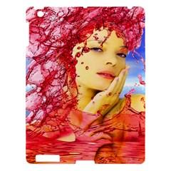 Tears Of Blood Apple Ipad 3/4 Hardshell Case by icarusismartdesigns