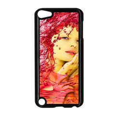 Tears Of Blood Apple Ipod Touch 5 Case (black) by icarusismartdesigns