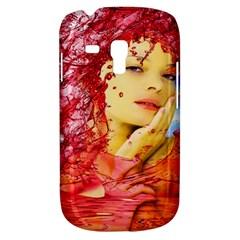 Tears Of Blood Samsung Galaxy S3 Mini I8190 Hardshell Case by icarusismartdesigns