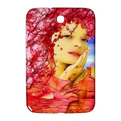 Tears Of Blood Samsung Galaxy Note 8 0 N5100 Hardshell Case  by icarusismartdesigns