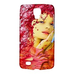 Tears Of Blood Samsung Galaxy S4 Active (i9295) Hardshell Case by icarusismartdesigns