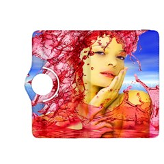 Tears Of Blood Kindle Fire Hdx 8 9  Flip 360 Case by icarusismartdesigns
