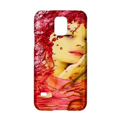 Tears Of Blood Samsung Galaxy S5 Hardshell Case  by icarusismartdesigns