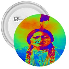 Sitting Bull 3  Button