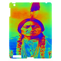 Sitting Bull Apple Ipad 3/4 Hardshell Case by icarusismartdesigns