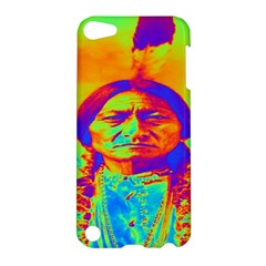 Sitting Bull Apple Ipod Touch 5 Hardshell Case by icarusismartdesigns