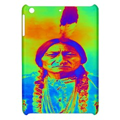 Sitting Bull Apple Ipad Mini Hardshell Case by icarusismartdesigns