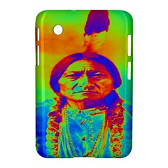 Sitting Bull Samsung Galaxy Tab 2 (7 ) P3100 Hardshell Case  by icarusismartdesigns