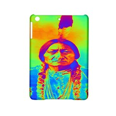 Sitting Bull Apple Ipad Mini 2 Hardshell Case by icarusismartdesigns