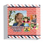 kids - 5  x 5  Acrylic Photo Block