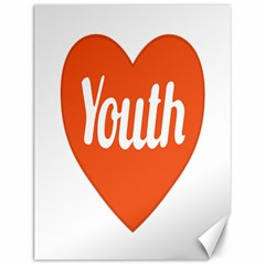 Youth Concept Design 01 Canvas 12  X 16  (unframed) by dflcprints