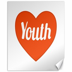 Youth Concept Design 01 Canvas 16  X 20  (unframed) by dflcprints