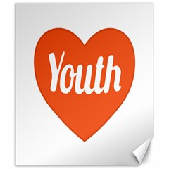 Youth Concept Design 01 Canvas 20  X 24  (unframed) by dflcprints