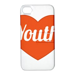 Youth Concept Design 01 Apple Iphone 4/4s Hardshell Case With Stand by dflcprints