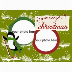 Christmas Photo Cards By Zornitza   5  X 7  Photo Cards   Hosxriqppkh7   Www Artscow Com 7 x5 Photo Card - 9
