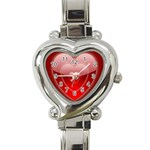 Picture_169 Heart Italian Charm Watch