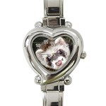Picture_165 Heart Italian Charm Watch