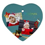 xmas - Ornament (Heart)