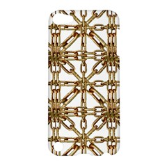 Chain Pattern Collage Apple Ipod Touch 5 Hardshell Case by dflcprints