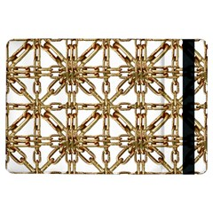 Chain Pattern Collage Apple iPad Air Flip Case by dflcprints