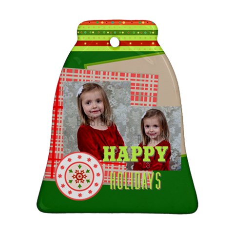 Xmas By Xmas   Ornament (bell)   5vdso2elz3l9   Www Artscow Com Front