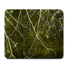Wild Nature Collage Print Large Mouse Pad (rectangle) by dflcprints