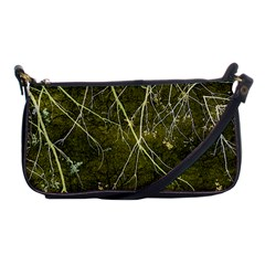Wild Nature Collage Print Evening Bag by dflcprints