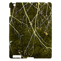 Wild Nature Collage Print Apple Ipad 3/4 Hardshell Case by dflcprints