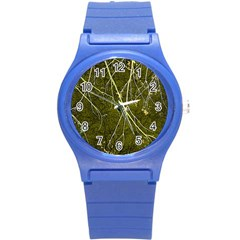Wild Nature Collage Print Plastic Sport Watch (small) by dflcprints