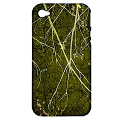 Wild Nature Collage Print Apple Iphone 4/4s Hardshell Case (pc+silicone) by dflcprints