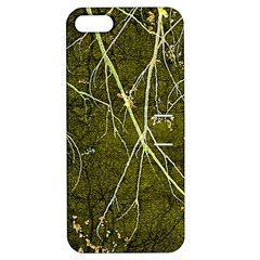 Wild Nature Collage Print Apple Iphone 5 Hardshell Case With Stand by dflcprints