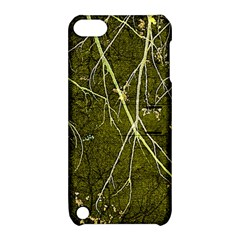 Wild Nature Collage Print Apple Ipod Touch 5 Hardshell Case With Stand by dflcprints