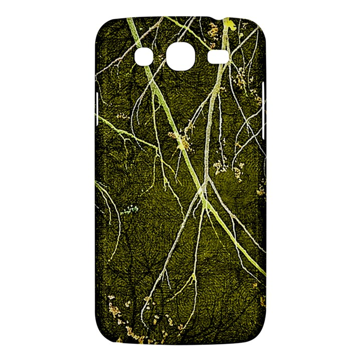 Wild Nature Collage Print Samsung Galaxy Mega 5.8 I9152 Hardshell Case