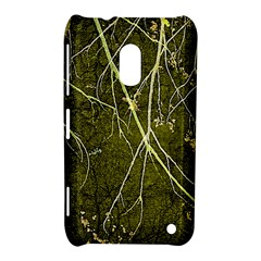 Wild Nature Collage Print Nokia Lumia 620 Hardshell Case by dflcprints
